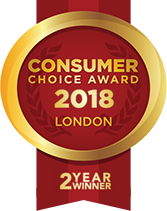 London's Consumer Choice Award 2017